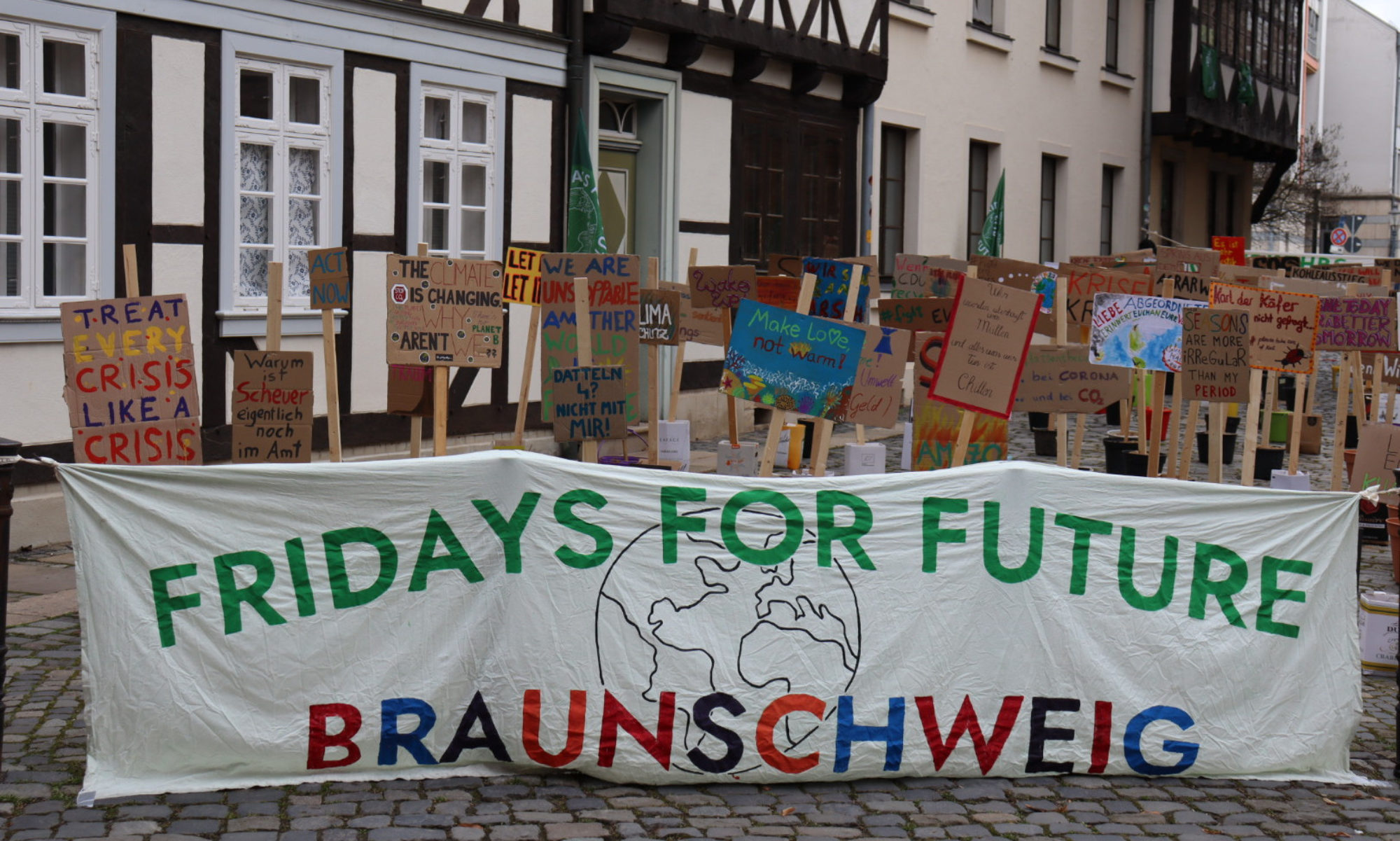 Fridays for Future Braunschweig