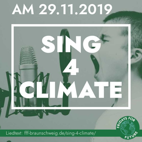 Sing 4 Climate